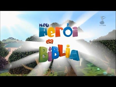 Nosso Amiguinho - Meu Herói da Bíblia (Completo)