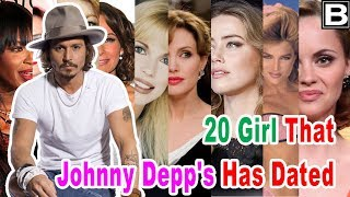 20 Girl That Johnny Depp