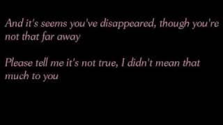 Eli young band - Everything is you, with lyrics