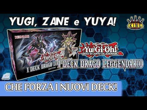 I Deck Drago Leggendario di Yu-Gi-Oh! Recensione completa Duelist.it