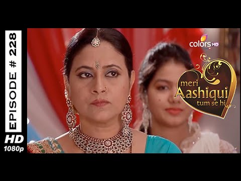 Meri Aashiqui Tum Se Hi - 21st April 2015 - मेरी आशिकी तुम से ही - Full Episode (HD)