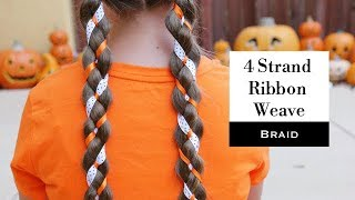 Here is a fun Halloween or everyday hairstyle - depending on the co...