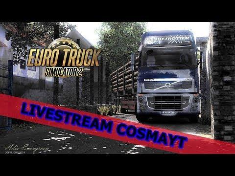 Euro Truck Simulator 2 MULTIPLAYER CU ABONATII! CALAIS-DUISBURG PROFIL NOU!