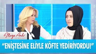 """""""Safiye, eniştesine eliyle köfte yediriyordu""""- Müge Anlı İle Tatlı Sert 22 Şubat 2018"""