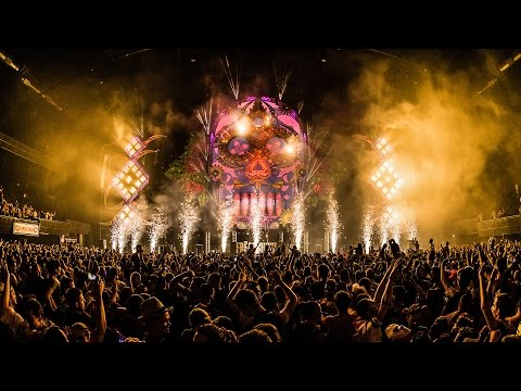 Freaqshow 2014 | Hardstyle Top 10 & New Year's Celebration