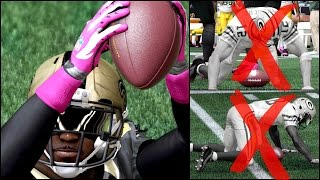 Madden 15 Career Mode Gameplay S1 - BOUNTY SYSTEM BACK! Big Hitter Trait Causing Injuries