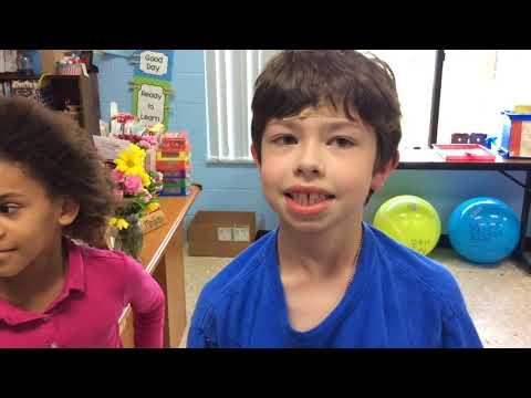 Towering Oaks Christian School 2nd Grade Program 2018