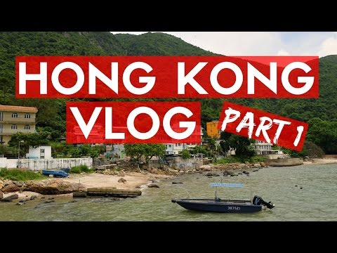 HONG KONG! Pt 1: Lantau Island, Star Ferry & Markets