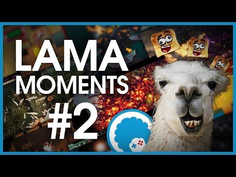 LAMA Moments #2   Sucha strona afro-gamingu!