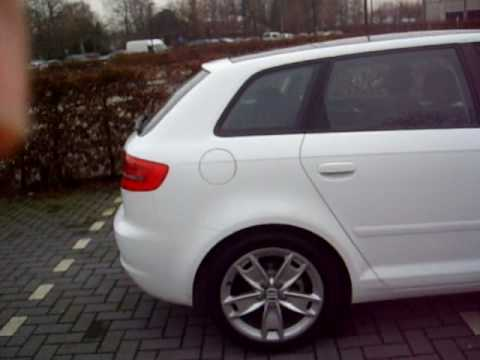 audi a3 sportback ambition 2010 youtube. Black Bedroom Furniture Sets. Home Design Ideas