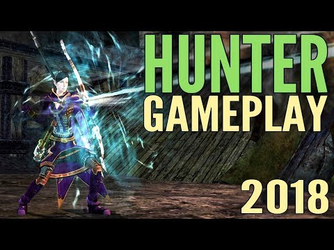 LOTRO Hunter Gameplay 2018 – Lord of the Rings Online Mordor