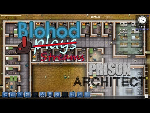 Avoiding bankruptcy for my prison - blohod streams