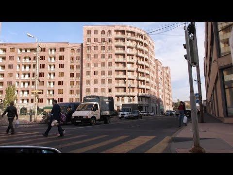 Yerevan, 27.10.17, Fr, Video-2, Mekenaits, Baghramyan poghotaits, Tbilisyan kh.