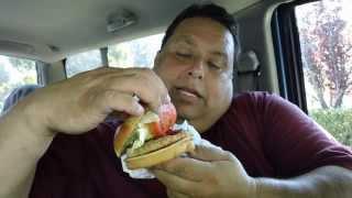Burger King's Turkey Burger REVIEW!!