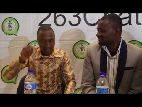 Mugabe & Jonathan Moyo crafted Zim asset but are both jobless #263Chat - YouTube