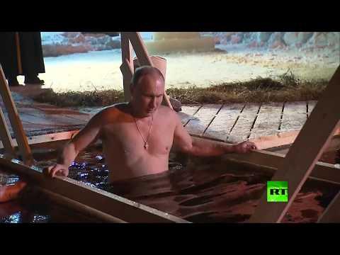 عيد الغطاس.. بوتين يتعمد في بركة متجمدة  - نشر قبل 2 ساعة