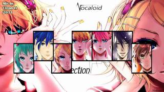 Migikata no Chou/Butterfly on your right shoulder (7 vocaloid Chorus)