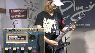 【chuya-online presents】ROLAND GR-55 DEMO&CLINIC Part.3