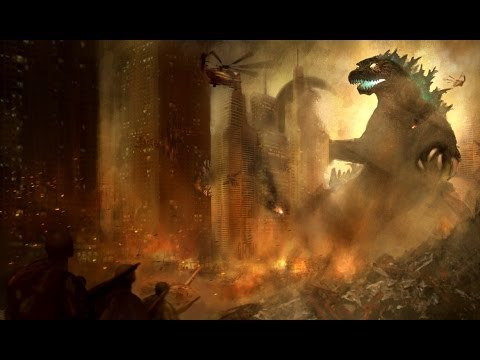 Godzilla 2014 Main Enemy Now Revealed? - YouTube
