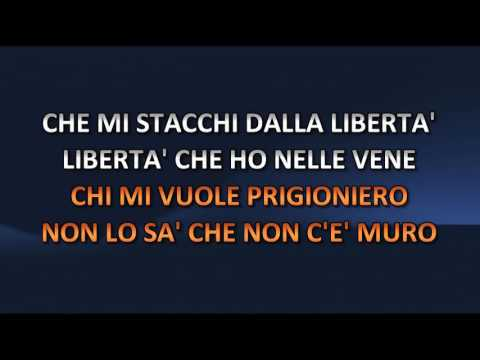 Franco Califano - La Mia Liberta' (Video karaoke)
