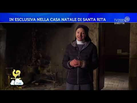 In esclusiva la casa natale di Santa Rita