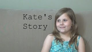 Kate's Story -  Lymphoma