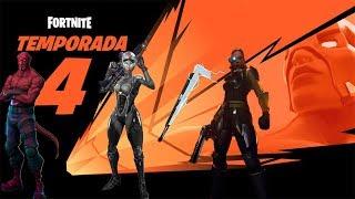 Meteor it and Skins Impact Season 4 ✔ Fortnite Battle Royale (Confirmed)