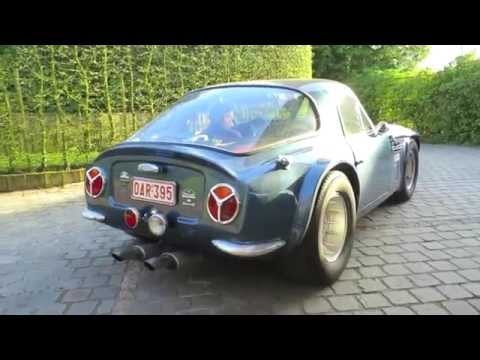 TVR Griffith V8 _ A Powerful Beast