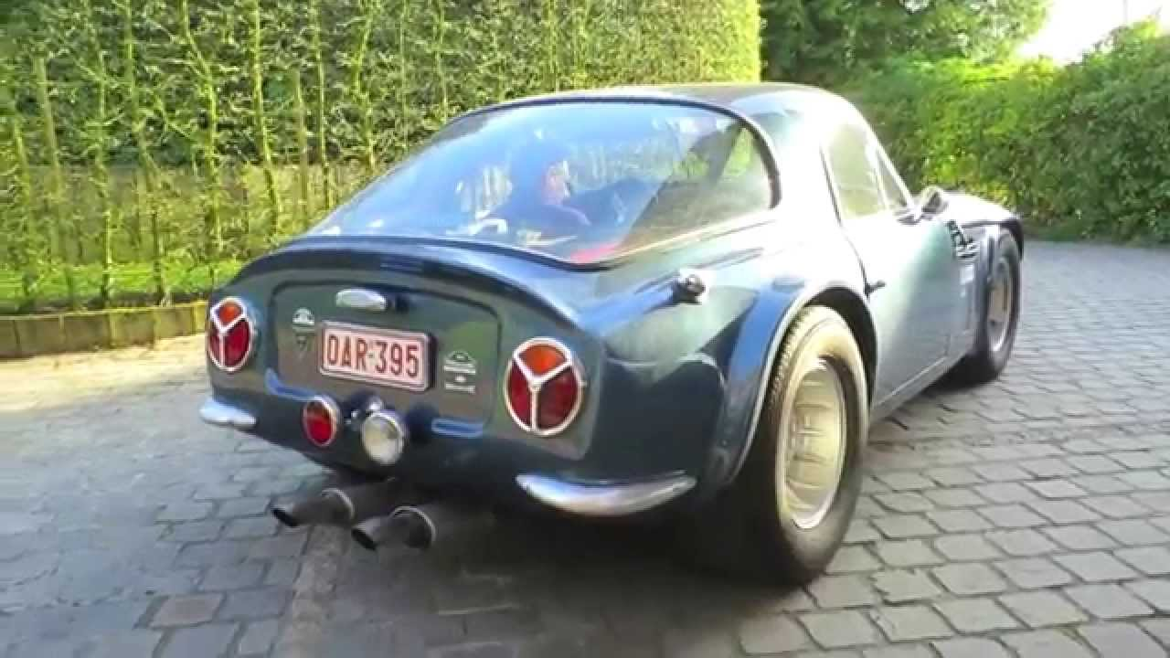 tvr griffith v8 a powerful beast youtube. Black Bedroom Furniture Sets. Home Design Ideas