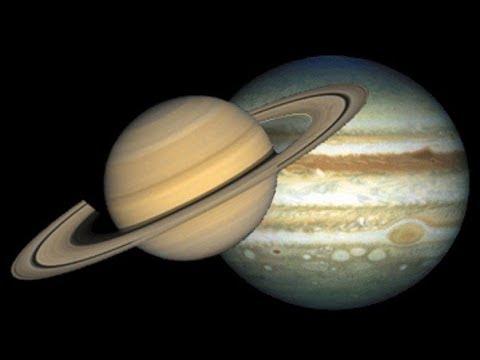 Saturn and Jupiter Live Stream: 6-24/25-17 w/Marc D ...