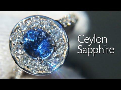 Custom Made 1.78ct Sapphire Ring