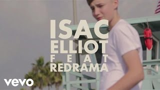 Isac Elliot - My Favorite Girl (Official Lyric Video) ft. Redrama