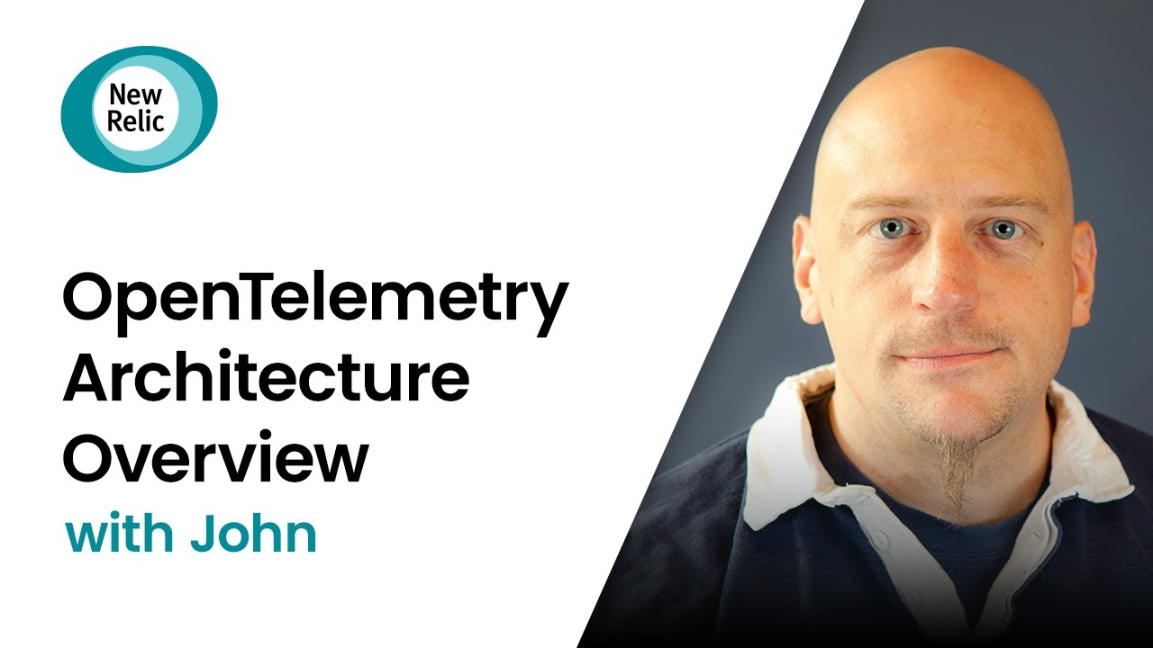 OpenTelemetry Architecture Overview