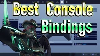 Best Custom Console Fortnite Settings and Configuration - Jump and Aim - Build Faster