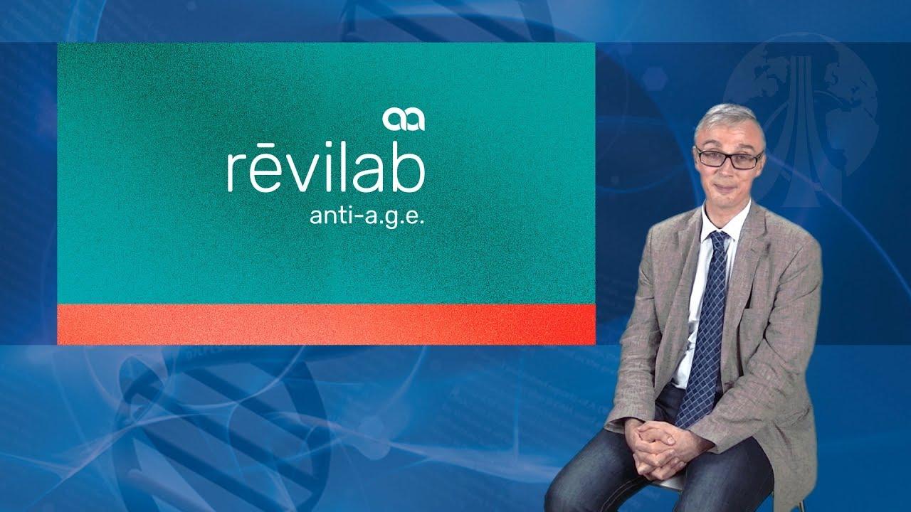 Видеопрезентация Revilab anti-A.G.E.
