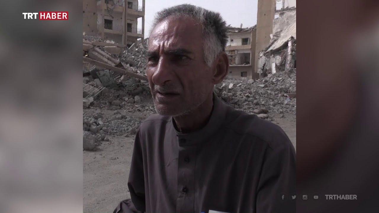 ABD terör örgütü YPG/PKK ile yıktığı Rakka'ya gözlerini yumuyor