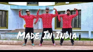 Guru Randhawa - MADE IN INDIA | Dance Choreography By | Arjun Tak |