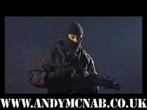 Andy McNab on the MP5