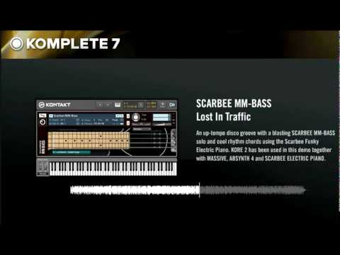 Scarbee MM-Bass preview from RyanSloan.net