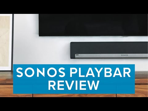 Sonos PLAYBAR Wireless Soundbar Review