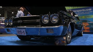 Roadster Shop | LSX454-Powered 1970 Chevrolet Chevelle SS | 2018 SEMA Show