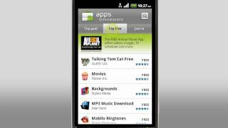 Gambar cover How-to download an app from the Android Market™