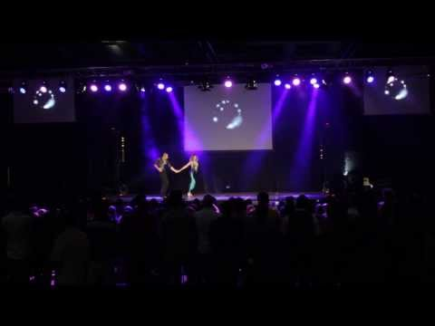 Sabiha & Stéphane @ Paris Bachata Festival Contest 2013 (1st Round)