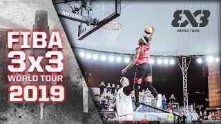 Joel Henry - CRAZY high flying dunk contest - FIBA 3x3 World Tour - Nanjing Masters 2019