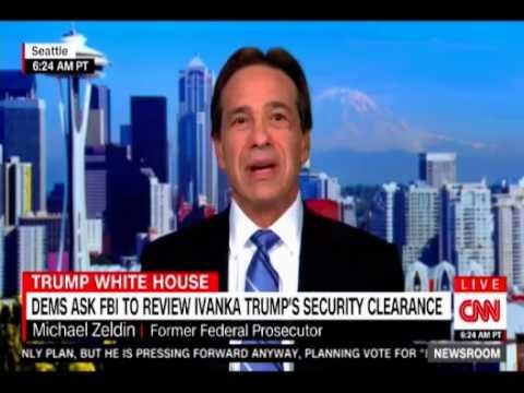 Dems ask FBI to review Ivanka Trump