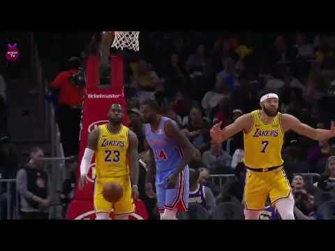 Trae Young 22 Points,14 Assist | Los Angeles Lakers vs Atlanta Hawks | Feb 12, 2019
