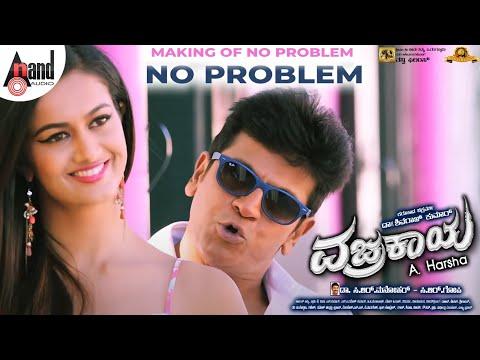 No Problem| Making | Vajrakaya | Dhanush | Shivaraj Kumar,Nabha Natesh | A | Arjun Janya