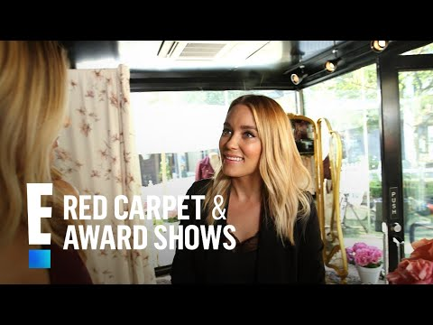 Lauren Conrad Talks Second LC Collection and Married Life | E! Live from the Red Carpet