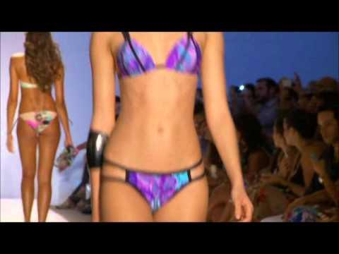 Aguaclara SS13 Mercedes Benz Swimwear Fashion Week