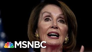 Nancy Pelosi In Balancing Act With House Democrats